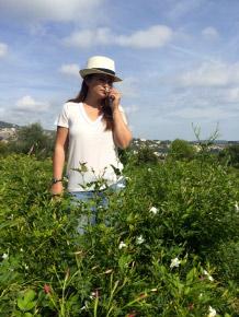 Mélanie Leroux - Créateur de parfums