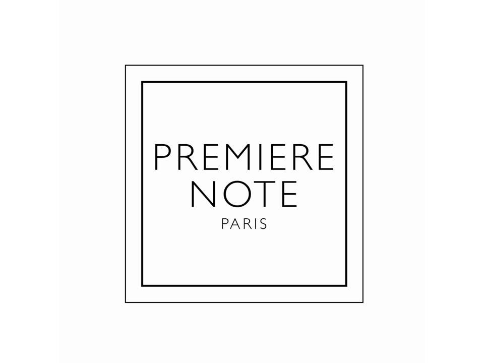 Première Note logo - création du parfum